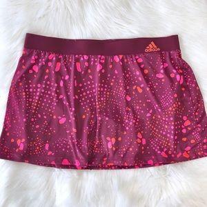 Adidas Response Climalite Tennis Skirt Sz L